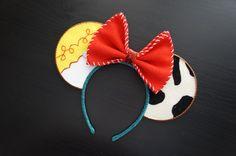 Orejas de Minnie Mouse inspirado en Jessie de Toy por teilormade
