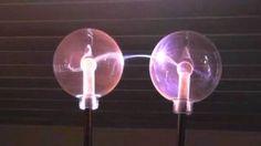 Plasma Ball Overload, via YouTube.