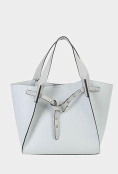 Elegancka torba na krótkich rączkach