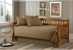 Southern Textiles Khaki Daybed Ensemble - Daybed Bedding at Hayneedle