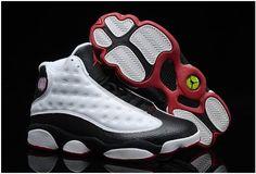 d4703636cba Shop Air Jordan 13 Aaa Super High Quality White Black Super Deals black,  grey, blue and more.
