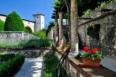 ღღ Trento - Castello del Buonconsiglio - Torre dell'Aquila   Flickr - Photo Sharing!