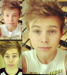 Luke and Ashton! Who have you the right?!!!!!❤️