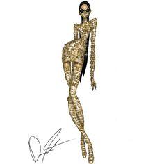 IT'S ALIVE!!!, The mummy by Daren J #Halloween #monster #mummy #Themummy #trickortreat #style #instyle #fashion #fashionart #fashionillustration #fashiondesign #highfashionillustration #highfashionart #highfashion #highfashiondesign #design #illustration #art  #glam #glamour #glamorous #runway #runwayready #outfit #instadesign #instaglam #instafashion #darenj