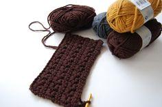 Unique crochet stitches.....