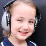 Best Hearing Protection Earmuffs For Kids.  Keep your kids safe.