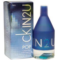 Perfume Importado Calvin Klein Ckin2u Pop Masculino  visite nosso site http://www.segperfumesimportados.com/loja/calvin-klein