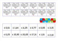 Mini, Euro, Education, School, Money, Onderwijs, Learning