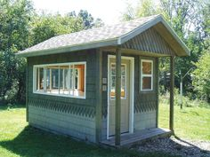 8x14 PRO Weekender Ranch by TUFF SHED Storage Buildings & Garages, via Flickr