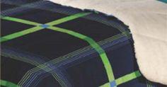 Edredon de aquecimento HUGO Fabricado com pelo sintetico imitando o pelo de borrego Enchimento FILLCEL 350 grsm2Composição 50% Algodão 50% Poliesterfabricado em Portugal