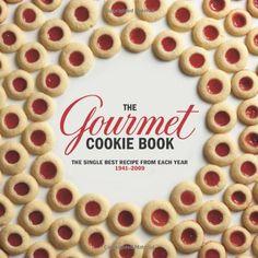 The Gourmet Cookie Book: The Single Best. by Gourmet Magazine Almond Meal Cookies, Sugar Cookies Recipe, Yummy Cookies, Wine Recipes, Gourmet Recipes, Gourmet Desserts, Refrigerator Cookies, Christmas Sugar Cookie Recipe, Candied Orange Peel