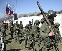 """Russia Has Already Invaded Ukraine: Strobe Talbott. Russia invaded Ukraine early in the spring. They started with the so-called """"little green men"""" -- Russian soldiers without insignia on their green uniforms Beast Of Revelation, Mikhail Gorbachev, European Integration, Russia Ukraine, Military Operations, Russia News, Special Ops, American Soldiers, Green Man"""
