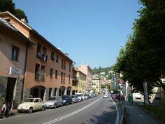 Recco Liguria Italia (Luglio)