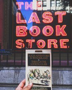 The Last Bookstore. Los Angeles, CA Alice's Adventures in Wonderland