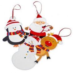 Fun Design Christmas Gift Tags 20 Pack #poundlandchristmas