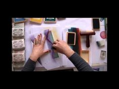 ▶ The making of Chasing Dreams by LaviniaStamps - YouTube