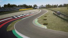 Learn how to master the Imola circuit with this comprehensive Imola track guide for Assetto Corsa Competizione. Bmw M6, How To Start Running, Mercedes Amg, Baseball Field, Circuit, Track, Racing, Running, Runway