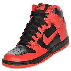 The Nike Dunk High