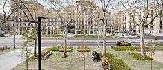 Lola Domènech > Remodelación del Passeig Sant Joan, Barcelona   HIC Arquitectura