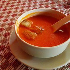 Healthy Toamto Soup Recipe