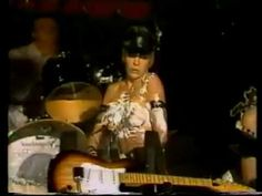 "The Plasmatics "" Butcher Baby "" Wendy O was so fucking bad ass!!!!!"