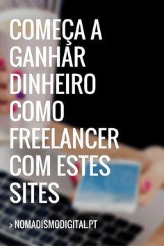 Encontra os teus primeiros clientes e começa FINALMENTE a ganhar dinheiro como freelancer graças a estes sites de…