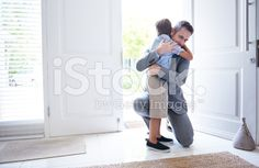 I missed you too! royalty-free stock photo