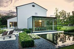 Projekty,  Balkon, taras i weranda zaprojektowane przez IMAGO DESIGN