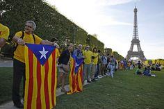 Catalan Way. Paris. France