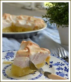 more than burnt toast: A Classic Lemon Meringue Pie from Irma S. Rombauer and The Joy of Cooking