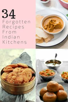 Remembering Forgotten Recipes: From India's Kitchens — Cucumbertown Magazine