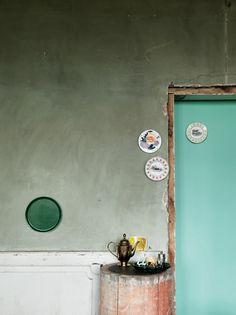 Elle Decoration / Photo: Petra Bindel Stylist: Lo Bjurulf
