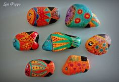 Fish magnets!..very pretty!!