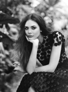 Elizabeth Olsen, my favorite Olsen
