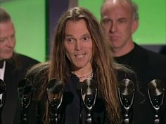 Timothy B. Schmit - Rock And Roll Hall Of Fame Induction