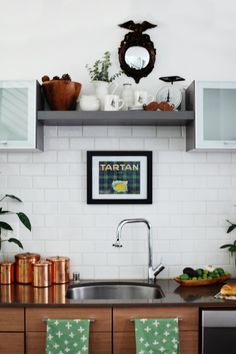 Our Favorite Glitter Guide–Featured Kitchens | theglitterguide.com