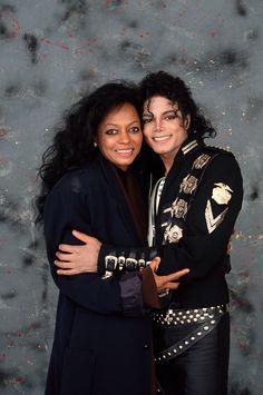 Diana Ross & Michael Jackson                                                                                                                                                     More