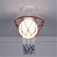 This looks like a genuinely neat productbasketball hoop light