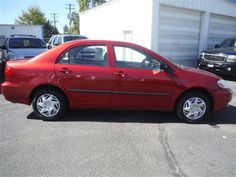 Used 2003 Toyota Corolla For Sale | Nampa ID 65K Miles  $7998
