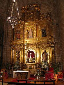 Catedral de Santa María la Real de Pamplona - Wikipedia, la enciclopedia libre