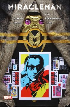 Preview: Miracleman by Gaiman and Buckingham #3,   Miracleman by Gaiman and…