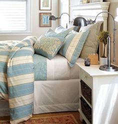 مفروشات أنيقة وساحرة في غرفة النوم.. احلام دافئة
