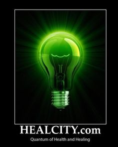 The Quantum of #Health and #Healing. Heal your #Mind, #Body and #Soul. #Heal Your #Life.  Visit: http://www.HealCity.com