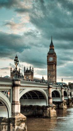 London Bridge iPhone 6 Wallpaper