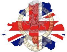 Queen's Regiment Op Banner