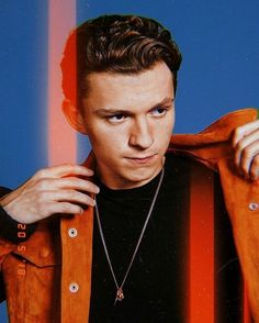 something tells me i am going to love him forever Spider Men, Tom Holand, Baby Toms, Tom Holland Peter Parker, Tommy Boy, Stan Lee, To My Future Husband, Beautiful Boys, Celebrity Crush