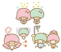 LittleTwinStars Official★Blog  KikiLala Dreamy Diary-kikilala ★Little Twin Stars★