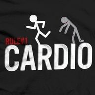 First Rule  CARDIO motivation-inspiration