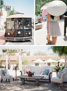 Santa Barbara Wedding — by Midtown Design & Events {photography by megan sorel}