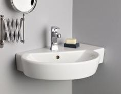 BARCELONA Wall Mount Sink | Cheviot